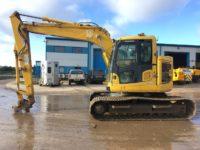 Komatsu PC138US 40386 13 Ton Excavator For Sale 1