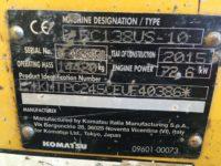 Komatsu PC138US 40386 13 Ton Excavator For Sale 10