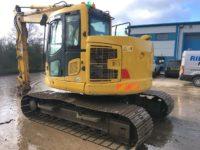 Komatsu PC138US 40386 13 Ton Excavator For Sale 2