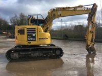 Komatsu PC138US 40386 13 Ton Excavator For Sale 4