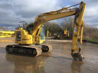 Komatsu PC138US 40386 13 Ton Excavator For Sale 5