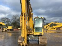 Komatsu PC138US 40386 13 Ton Excavator For Sale 6