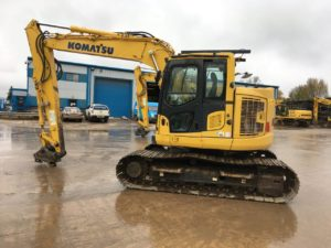 Komatsu PC138US 40730 13 Ton Excavator For Sale 1