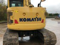 Komatsu PC138US 40730 13 Ton Excavator For Sale 2
