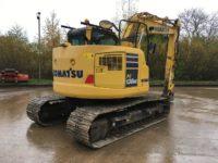 Komatsu PC138US 40730 13 Ton Excavator For Sale 3