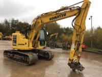 Komatsu PC138US 40730 13 Ton Excavator For Sale 4