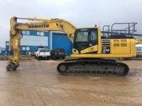 Komatsu PC210LC K70350 Excavator for sale