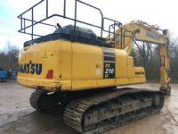 Komatsu PC210LC K70350 Excavator for sale 3