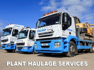 Ridgway Plant Haulage Service