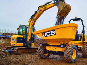 government back construction RR plant hire