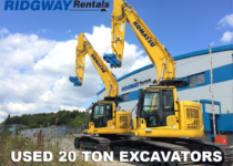 20 Ton Excavators For Sale