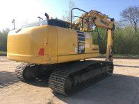4 210 20 Ton Excavator For Sale K60590