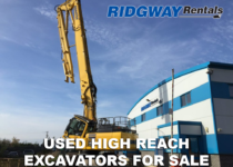 High Reach Excavators for sale at Ridgway
