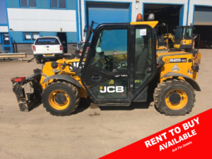 JCB 525 60 Telescopic handler for sale or rent to buy 4726