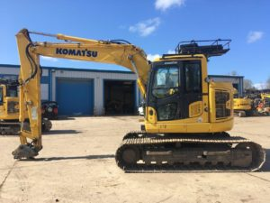 Komatsu PC138US 10 Excavator For Sale 40831 1