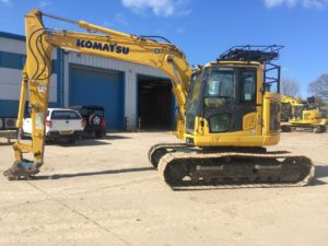 Komatsu PC138US 10 Excavator For Sale 40835 1