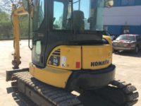 Komatsu PC55MR 3 For Sale F31851