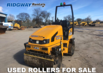 Twin Drum Compaction Rollers For Sale