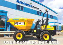 Used Dumpers For Sale at Ridgway