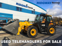 Used Telehandlers For Sale at Ridgway