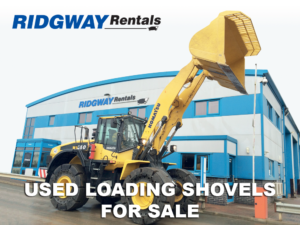 wheeled loading shovel for sale