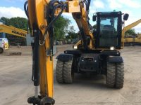 JCB 10 ton wheeled excavator for sale 96380