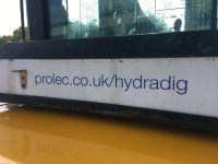 JCB 110W Hydradig for sale with prolec 96380