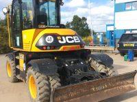 JCB 110W wheeled Hydradig 96380