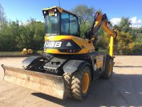 JCB wheeled excavator for sale 110W Hydradig 96284