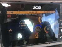 JCB wheeled excavator for sale 96380