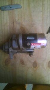 1987559C1 Starting Motor