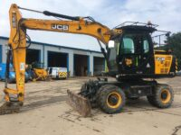 JCB JS145W Duck For Sale 6064 1