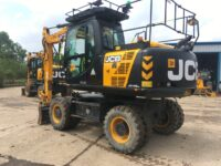 JCB JS145W Duck For Sale 6064 2
