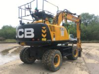 JCB JS145W Duck For Sale 6064 3