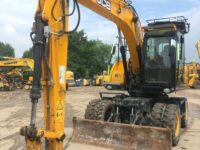 JCB JS145W Duck For Sale 6064 5