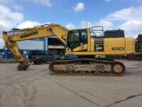 Komatsu PC490 excavator for sale - 0156
