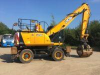 JCB 20MH waste handler for sale 49266 1