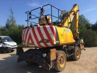 JCB 20MH waste handler for sale 49266 7