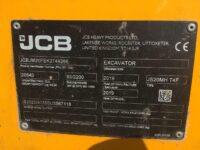 JCB 20MH waste handler for sale 49266 9