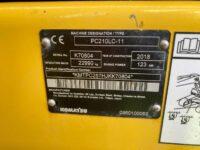 Komatsu PC210LC 11 digger for sale K70804 10