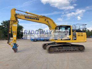 PC210LC excavator for sale K70901
