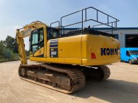 Komatsu 360 excavator for sale K60486 - side view
