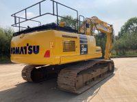 Komatsu 360 excavator for sale K60486 - boxing ring