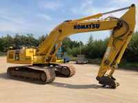 PC360LC Excavator For Sale K60486 Sill Protection Guards