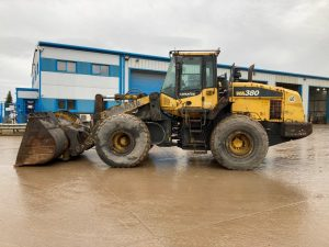 WA380 Wheel Loader For Sale H62054