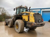 WA380 Wheel Loader For Sale rear view H62054