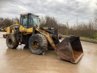 WA380 Wheel Loader For Sale side view H62054