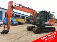 ZX130 Hitachi 13 ton excavator for sale 3032