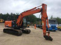 Hitachi 13 ton excavator for sale - quick hitch 3032