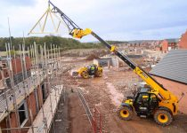RIDGWAY Back to Full Strength Nationwide Plant Hire for construction